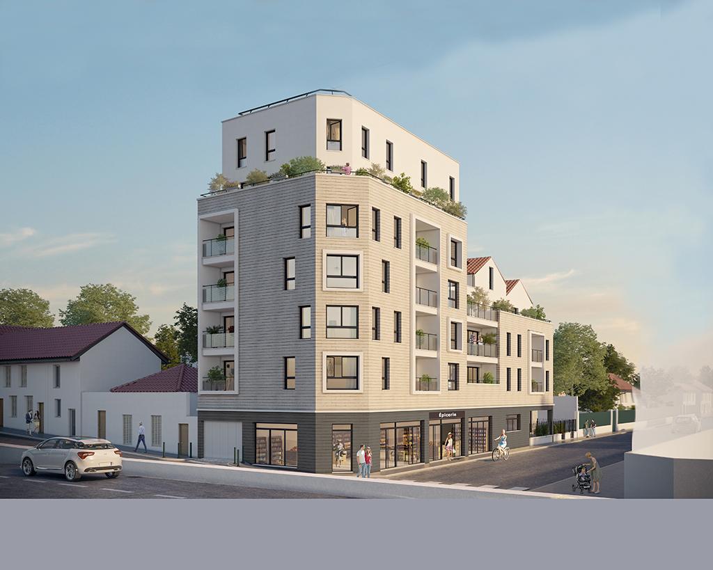 Appartements neuf à Villejuif
